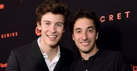 Shawn Mendes's Co-Writer Scott Harris On Writing Songs In The Dressing Room