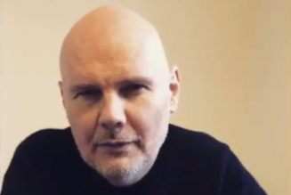 SMASHING PUMPKINS' BILLY CORGAN Says He Has Been Portrayed As 'Crazy', 'Insane' And A 'Tyrant' By The Media