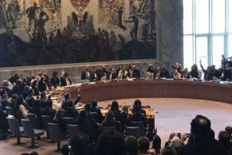 South Africa becomes new head of UN Security Council