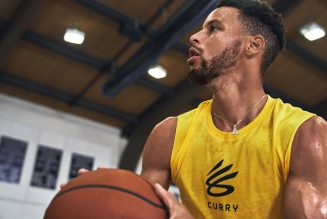 Steph Curry Officially Has His Own Brand Under The Under Armour Umbrella