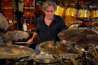 STYX's TODD SUCHERMAN Pays Tribute To NEIL PEART With '13 For NP' Performance (Video)