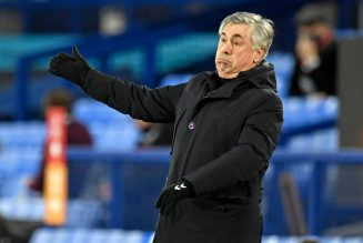 'That's great news then': Some Everton fans react to what Ancelotti said v Leicester