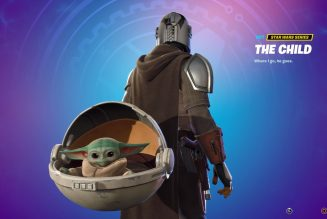 The Mandalorian is the perfect Fortnite character