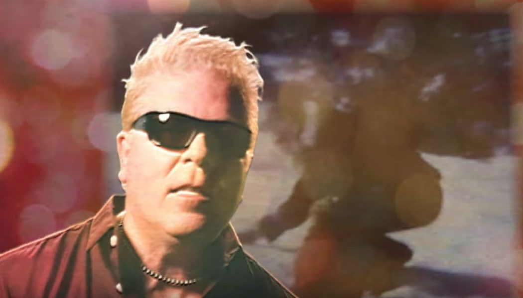 THE OFFSPRING Shares Music Video For Cover Version Of Holiday Classic 'Christmas (Baby Please Come Home)'