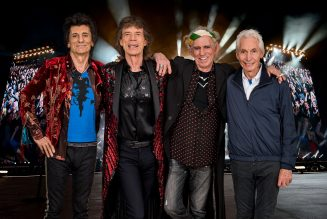 The Rolling Stones Tap BMG for Global Neighboring Rights, Extend Publishing Deal