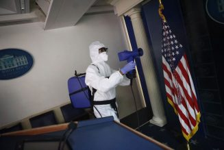 The White House To Get Proper Disinfection After Super Spreader Trump Leaves Office