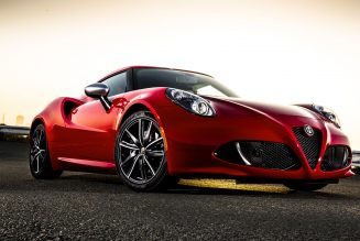 These Are the Final Alfa Romeo 4Cs to Be Sold New in America