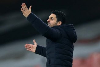 'They've done the right things': Mikel Arteta responds about whether Spurs are title contenders