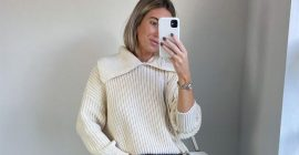 This Basic £25 H&M Knit Makes Any Winter Outfit Look Luxe