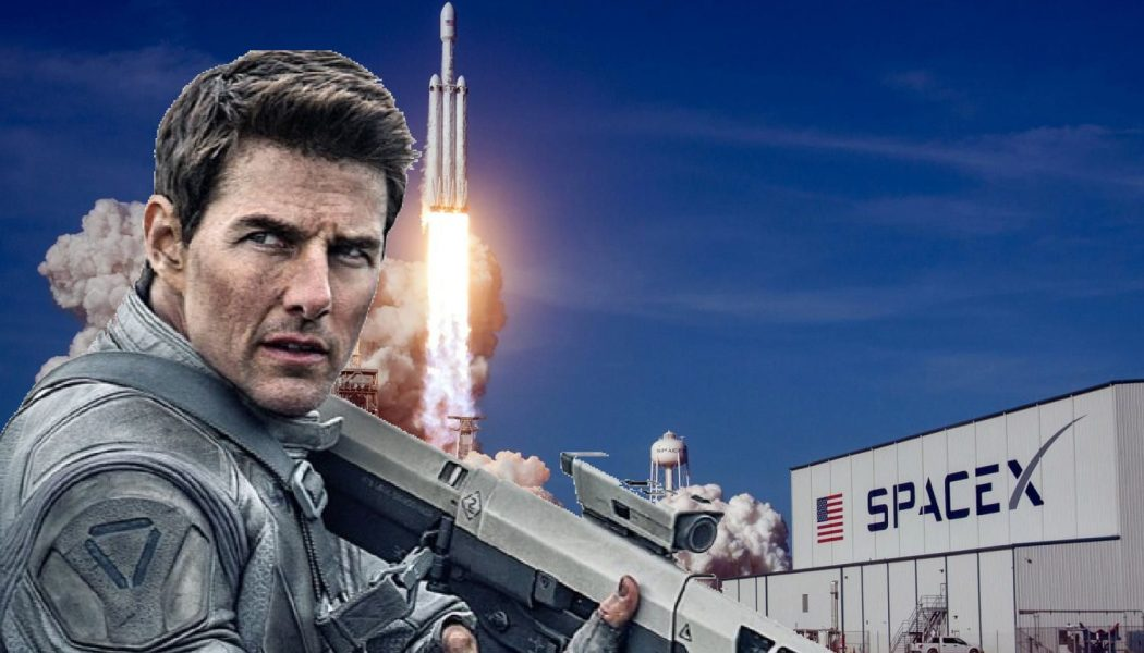 Tom Cruise and Russia Are Engaged in an Actual Space Race