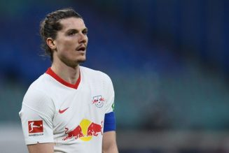 Tottenham Lining Up Marcel Sabitzer as Tanguy Ndombele Replacement