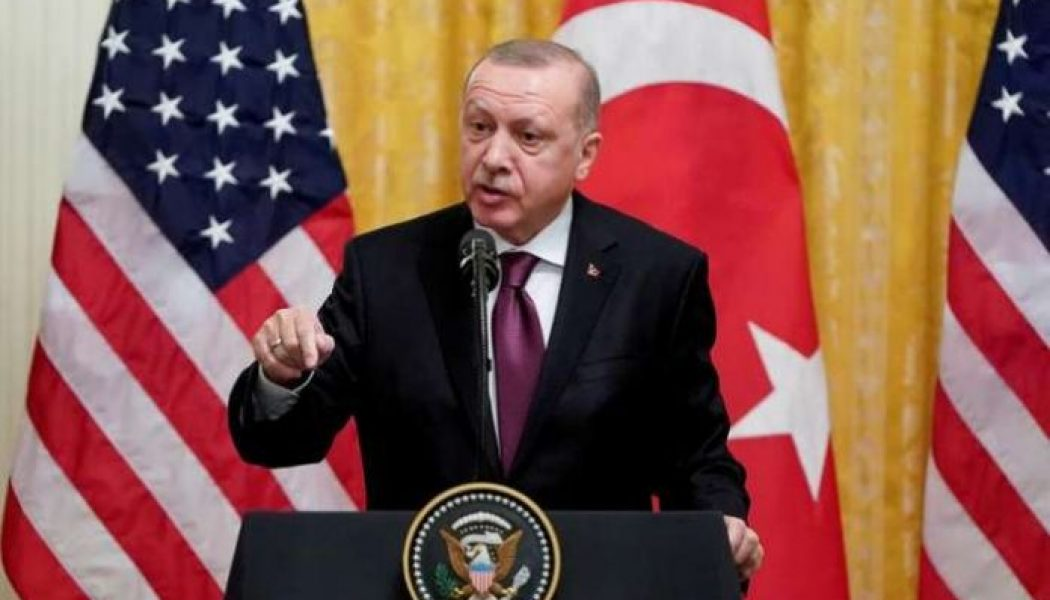 U.S. sanctions Turkey over purchase of Russian defense system