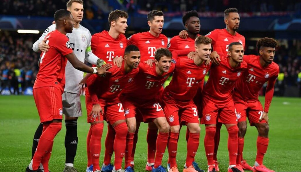 UEFA Announce Team of the Year Nominees