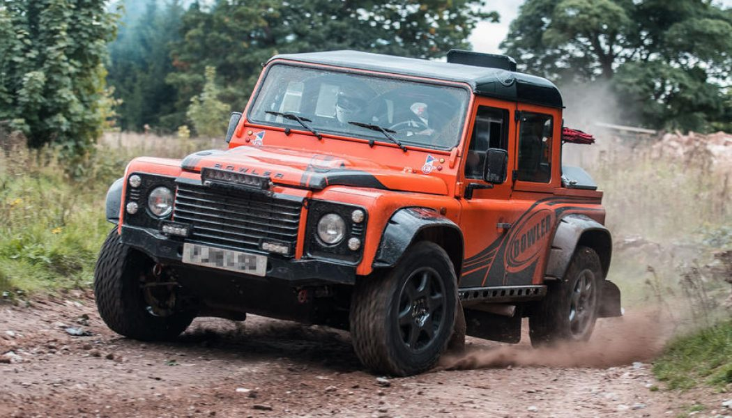 Unique Off-Road SUVs that are Cheap, Cool, and Fun