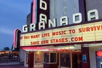 US Congress Set to Pass $15 Billion Save Our Stages Act for Independent Music Venues