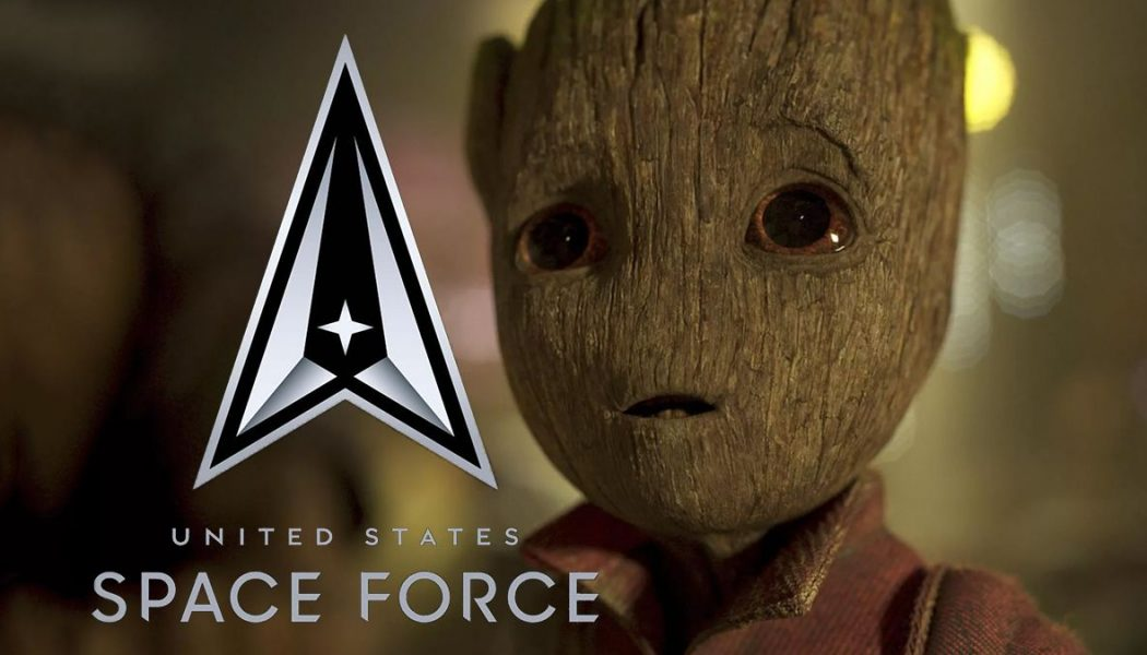 US Space Force Rips Off Marvel, Names Its Soldiers Guardians