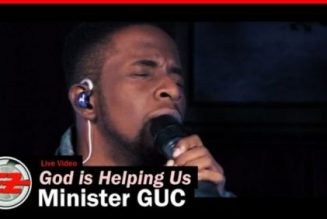 VIDEO: GUC – God Is Helping Us (Live)