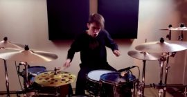 """Watch This Drummer Crush a Live Cover of RL Grime's Trap Classic """"Core"""""""