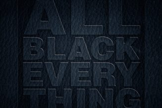 """Wax Motif Releases First Single from Forthcoming Album, """"All Black Everything"""""""