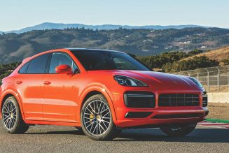 2020 Porsche Cayenne Turbo Coupe First Test: The Sports Car of SUVs