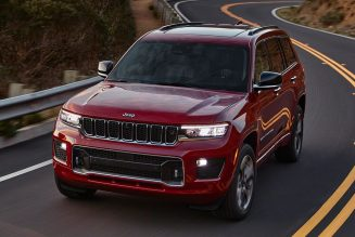 2021 Jeep Grand Cherokee L First Look: The Longer, Three-Row Version Is Finally Here