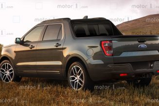 2022 Ford Maverick: What We Know About the Compact Truck