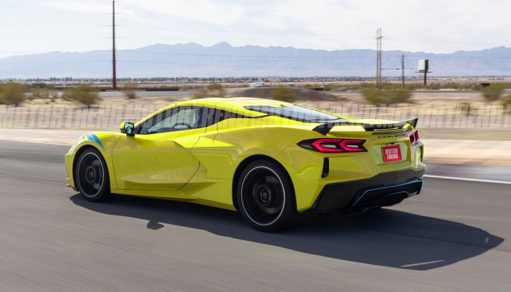 2023 Chevrolet Corvette E-Ray: Everything We Know About the Hybrid