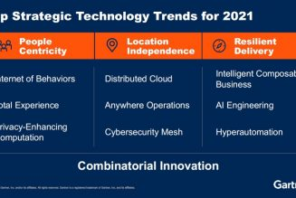 4 Trends Every CIO Should Know in 2021