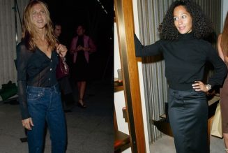 7 Throwback Celebrity Outfits That Look Like They're From 2021