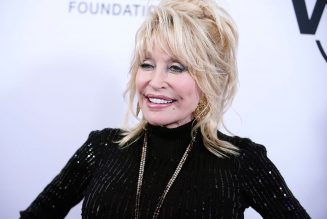 A Dolly Parton Statue In Nashville? There's a Bill for That