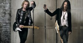 ADRIAN SMITH + RICHIE KOTZEN Drop Music Video For 'Taking My Chances', Announce More Album Details