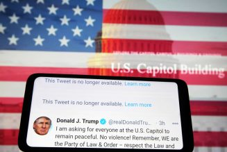 After Twitter Suspended His Account, Facebook Is Indefinitely Banning Donald Trump From Posting
