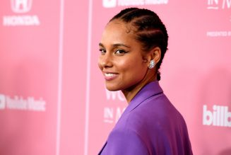 Alicia Keys Figured Out How to Paint by Playing the Piano