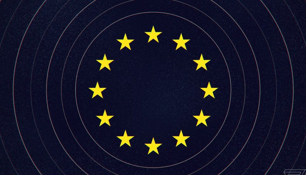 An EU parliament website for COVID testing allegedly broke the EU's privacy laws