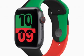 Apple Is Celebrating Black History Month With A Limited Editon 'Black Unity' Apple Watch & More