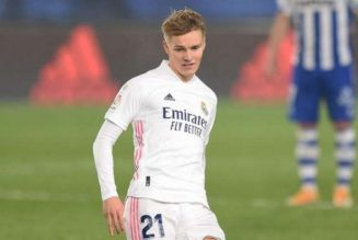 Arsenal agree deal with Real Madrid for Martin Ødegaard