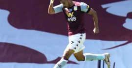 Aston Villa winger Trezeguet tests positive for coronavirus