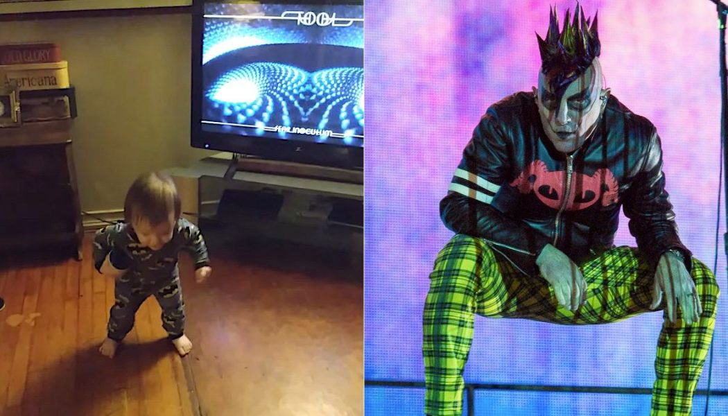 """Baby Dancing to Tool's """"Invincible"""" Will Lift Your Spirits During These Dark Times: Watch"""