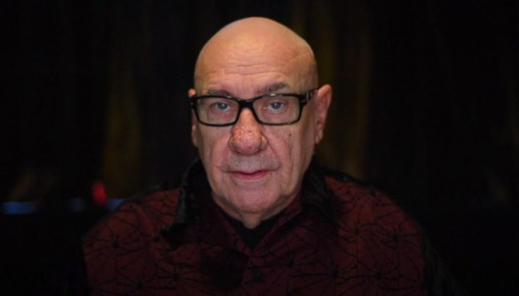BLACK SABBATH Drummer BILL WARD Releases 'Happy New Year' Poem