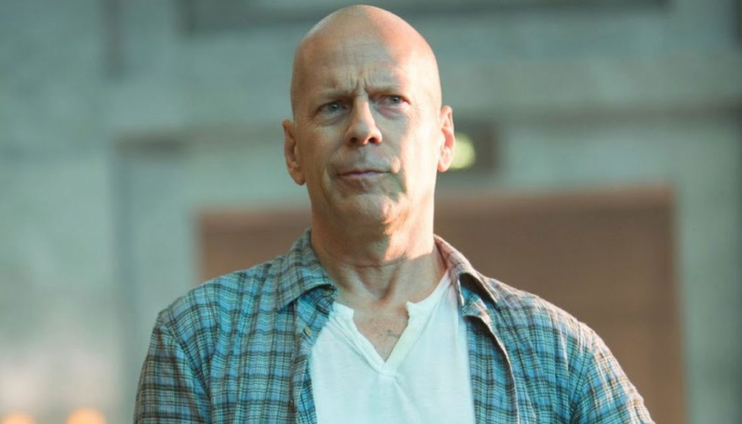 Bruce Willis Booted from LA Pharmacy for Refusing to Wear Mask
