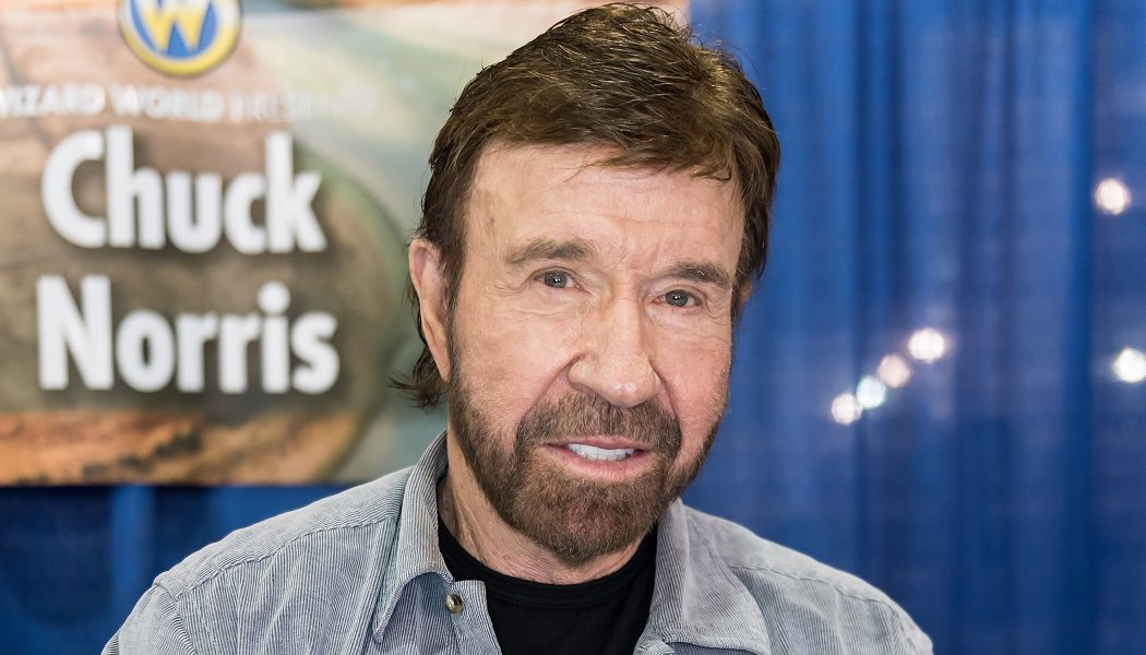 Chuck Norris' Rep Says He Wasn't at the MAGA Capitol Riot