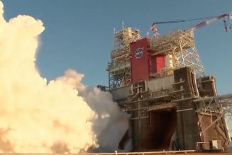 Critical NASA rocket test ends early with a shutdown