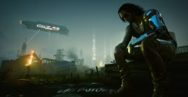 Cyberpunk 2077 full development reportedly didn't start until 2016