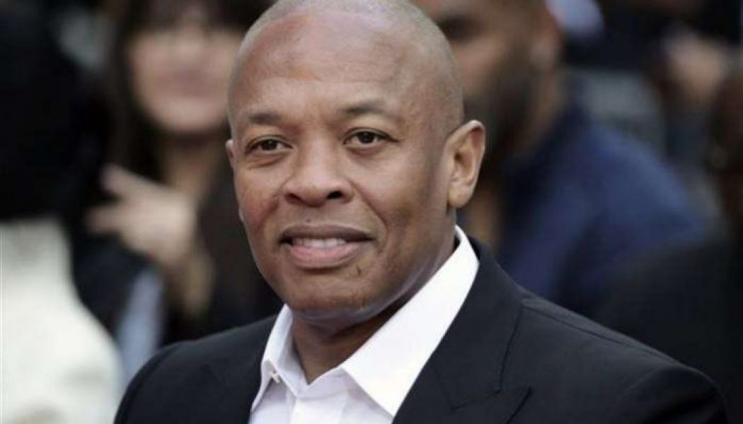 Dr Dre back to work after suffering brain aneurysm