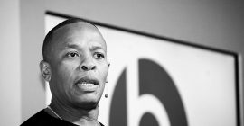 Dr. Dre Released From Hospital, Already Back In The Studio