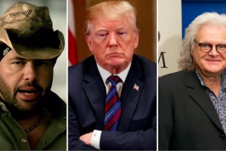 During Impeachment, Donald Trump Reportedly Gave National Medals of Arts to Toby Keith and Ricky Skaggs