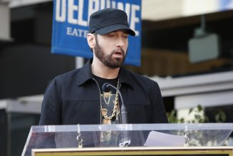 """Eminem """"Higher,"""" BRS Kash ft. DaBaby & City Girls """"Throat Baby"""" & More 