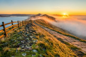England's 100 most popular hiking trails