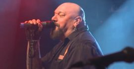 Ex-IRON MAIDEN Singer PAUL DI'ANNO: Crowdfunding Campaign Launched For Long-Overdue Knee Surgery