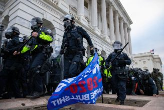 FBI Probing Capitol Police Who Assisted The Capitol Insurrection, Allegedly
